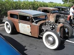 John's Custom Rat Rod